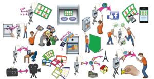 Funktionen der Photobooth Software DSLRRemotePro